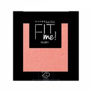 Maybelline New York Fit Me! Blush 25 Pink Pack of 3 x 4.5 g