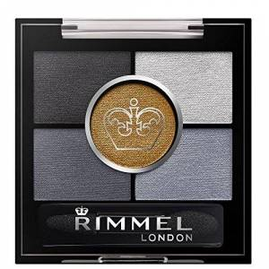 Rimmel London glam'Eyes Hd 5 Pan Eye Shadow, 21 golden Eye