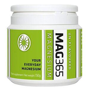 Mag365 Un-Flavored Magnesium Citrate Powder - 150 g