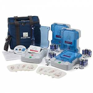 Reliance Medical English/Spanish AED Trainer - Pack of 4