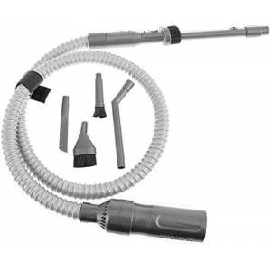 Shark XHMCR380EUK Official Car Detail Kit Vacuum Cleaners, Grey