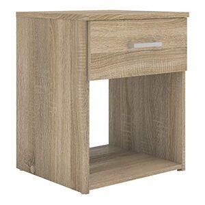 Furniture To Go Space Bedside 1 Drawer in Oak