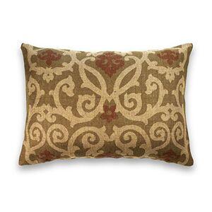Guapore arpilera OrnamentalDecorative Cushion, Rectangular, 50x 70cm, Multi-Coloured