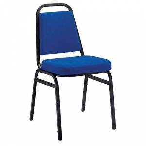Arista Chair, Blue, One Size