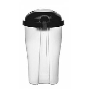 Sagaform 5017658Food Storage ContainerContainer for Food (Black, Transparent, White)