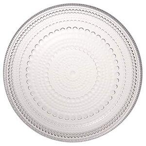 iittala Kastehelmi 000945 Plate 17 cm Transparent