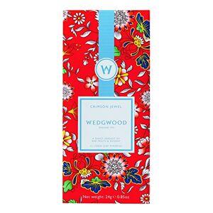 Wedgwood 40029258 Wonderlust Crimson Jewel Blend Tea, Fine Bone China, Fruit Infusion 12TB