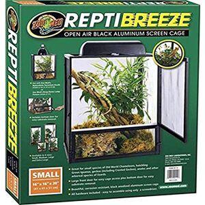 Zoo Med RI-10E Repti Breeze Screen Cage, 40 x 40 x 50 cm