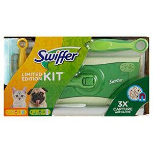 Swiffer Limited Edition Set (1Floor Mop Plus 8Basic Dusters Plus 1Dust Magnet Plus 1 Cloth)