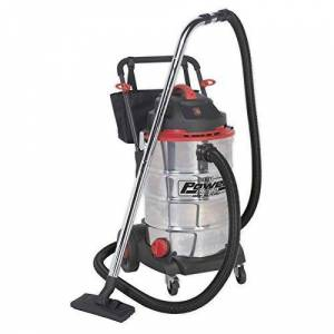 Sealey PC460 Vacuum Cleaner Wet and Dry
