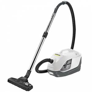 Karcher Krcher DS 6 Premium Cylinder Hoover, 650 W, Dry & Wet, Bagless, HEPA, Water-Filtered