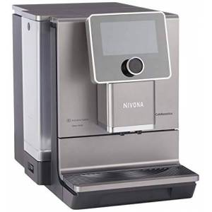 Nivona CD Pressure Coffee Maker CafeRomantica 970, Grey