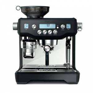 Sage SES980BTR Automatic Espresso Machine, Stainless Steel