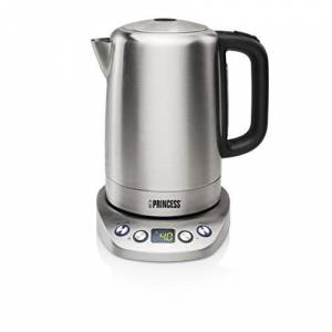 Princess Cordless Electric Kettle 1.7litres with Temperature Control - 236002