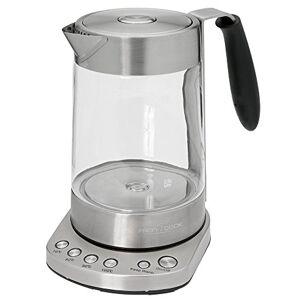 Profi Cook Proficook Germany WKS 1020G Glass Tea Kettle with Filter