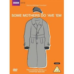 Some Mothers Do 'Ave 'Em - Series 1-3 + Christmas Specials [DVD] [1973]