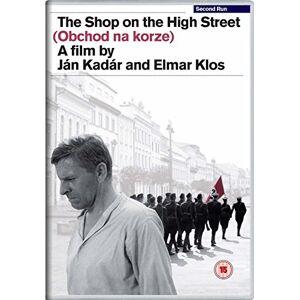 The Shop on the High Street (Obchod na korze) [DVD]