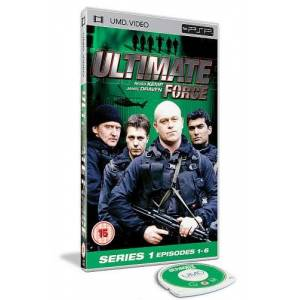 Ultimate Force: Series 1 [UMD Mini for PSP]