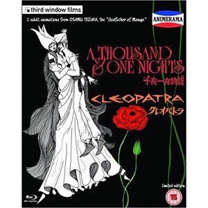 Animerama: 1001 Nights / Cleopatra Limited Edition [Blu-ray]