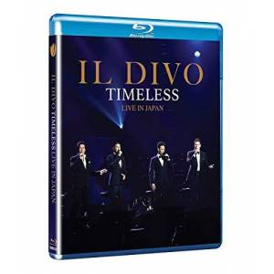 Timeless Live in Japan [Blu-ray] [2019] [Region Free]
