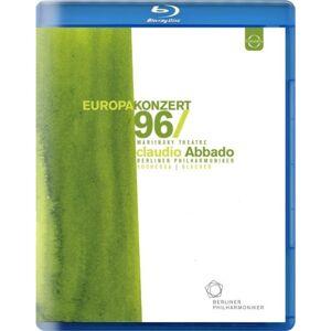 Europakonzert1996 Petersburg [Claudio Abbado, Kolja Blacher; Anatoly Kocherga; Berliner Philarmoniker] [EUROARTS: BLU RAY] [Blu-ray] [2015] [Region A & B & C]