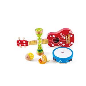 Hape E0339 Mini Band Set - Multiple Musical Instrument Set