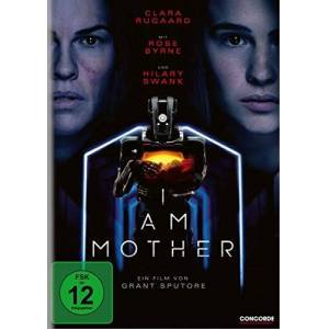 I Am Mother [DVD] [2019]