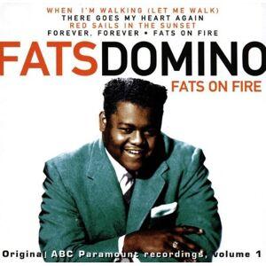 Domino, Fats Fats On Fire: Original ABC Paramount Recordings, Volume 1