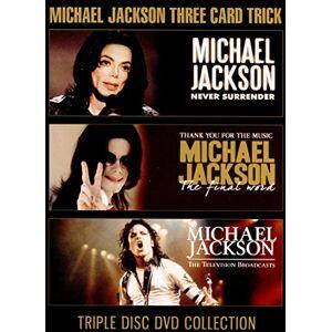 Jackson Michael Jackson - Three Card Trick (3dvd) [NTSC]