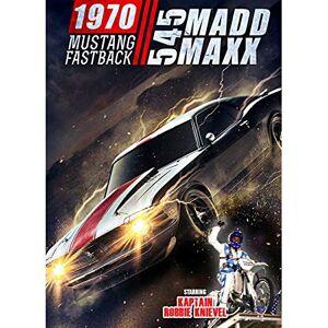 545 Madd Maxx: 1970 Mustang Fastback (DVD)