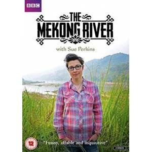 The Mekong River With Sue Perkins [DVD] [2016]
