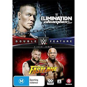 WWE - Fast Lane 2017 / Elimination Chamber 2017 [DVD]