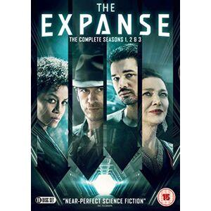 The Expanse: Season 1/2/3 Box Set [DVD]