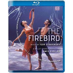 Stravinsky:The Firebird [Valery Gergiev: The Kirov Orchestra] [EUROARTS: BLU RAY] [Blu-ray] [2015]