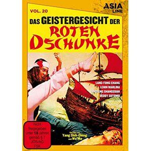 Das Geistergesicht der roten Dschunke - Asia Line Vol. 20 - Limited Edition [DVD] [1972]