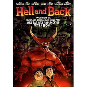 17249706 Hell & Back [DVD] [2019] [NTSC]