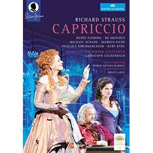 Strauss: Capriccio [Renèe Fleming, Bo Skovhus, Michael Schade, Angelika Kirchschlager] [DVD] [2014] [NTSC]