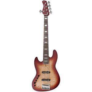 Sire Marcus Miller V9 ALDER-5 LH BRS Bass Left-Hand Satin Brown Sunburst