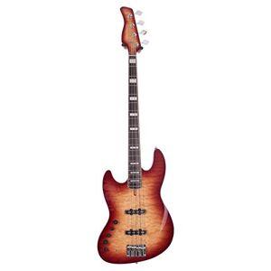 Sire Marcus Miller V9 ALDER-4 LH BRS Bass Lefthand Satin Brown Sunburst