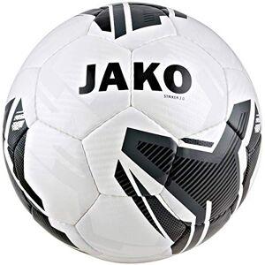 JAKO Unisex_Adult Striker 2.0 Training Ball, White, 3 (EU)