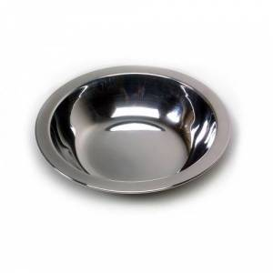 Relgv|#relags Relags Stainless Steel Plate Silver, 23.5 cm