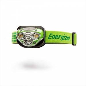 Energizer Head Torch, Vision HD+ LED Headlamp, Batteries Included
