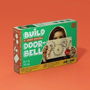 Koa Koa KK001 Build A Hand Crank Doorbell