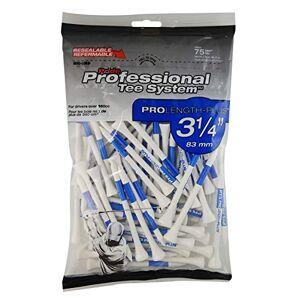 """Pride PTS Wooden Golf Tees (3 1/4""""), Bag of 75"""