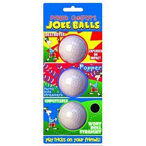 Longridge Triple Trouble Joke Balls