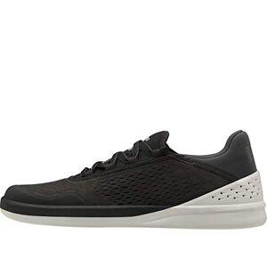 Helly Hansen Men's Stemforth Boating Shoes, Black (Jet Black/Charcoal/White 991), 6.5 UK 40.5 EU