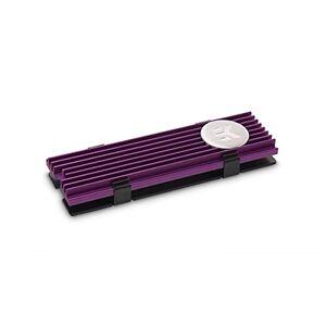 EK Water Blocks EK-M.2 NVMe Passive Cooler - Purple