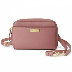 200609 Skip Hop Greenwich Convertible Hip Pack, Dusty Rose