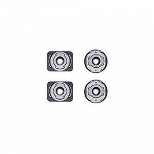 DJI Osmo Action Part 2 - Adhesive Supports for Osmo Action Video Camera, Accessories for Connecting Camera to Flat and Curved Surfaces, Support for New Shooting Options