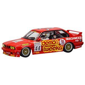 "Scalextric C3739 BTCC BMW E30 M3-Roland Ratzenberger, Brands Hatch 1988"" Car"